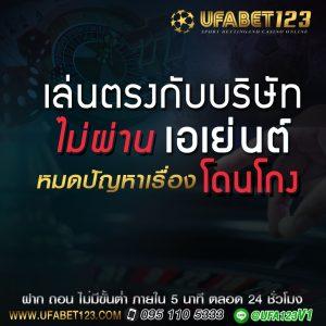 ติดต่อ UFABET